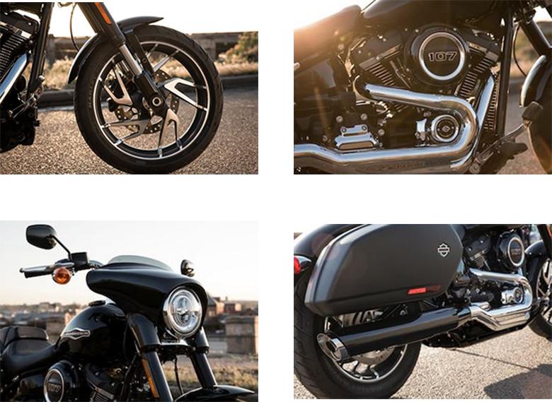 2019 Harley-Davidson Sport Glide Softail Specs