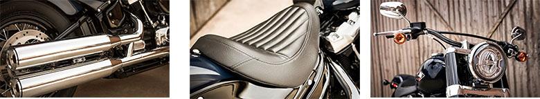 2019 Softail Slim Harley-Davidson Specs
