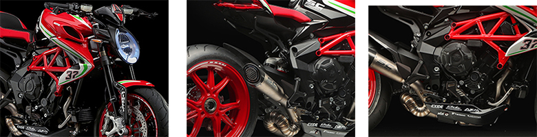 Dragster 800 RC 2018 MV Agusta Naked Bike Specs