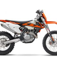 KTM 2018 500 EXC-F Powerful Dirt Bike