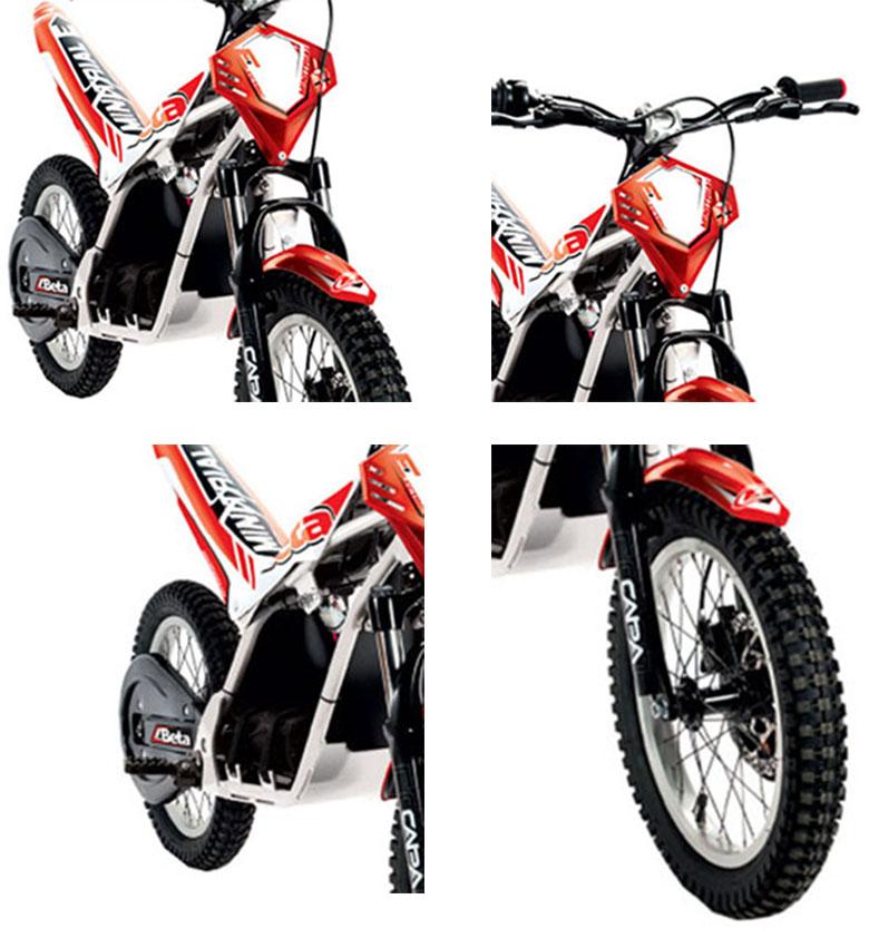 2018 Beta Minitrial 16 Electric Dirt Bike Specs