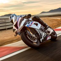 2018 HP4 Race BMW Super Sports Bike