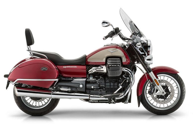 2018 Moto Guzzi California Touring Motorcycle
