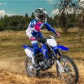 2018 TT-R125LE Yamaha Trail Dirt Bike