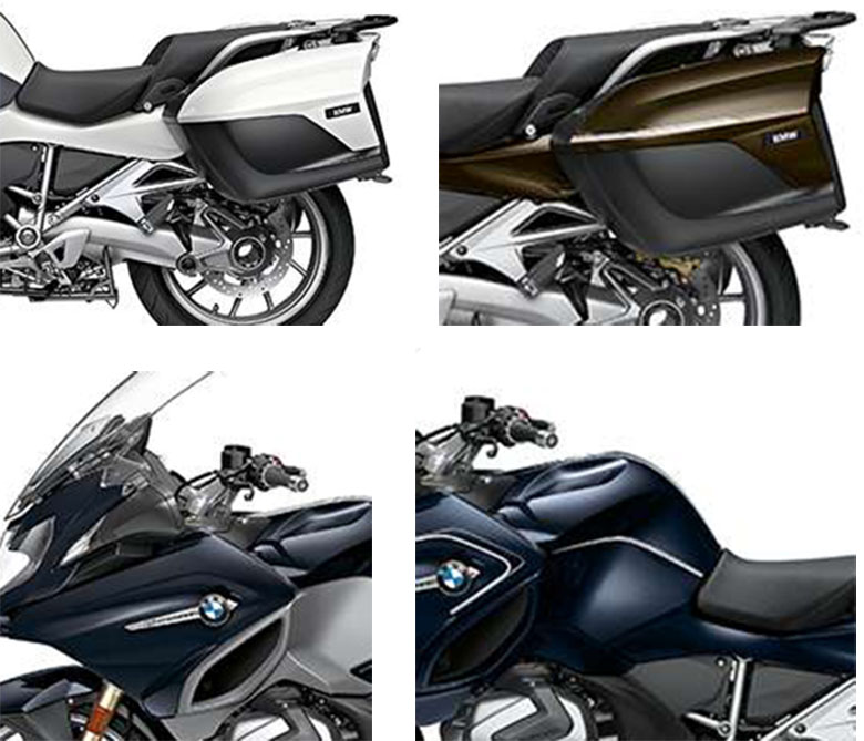 2019 BMW R 1250 RT Powerful Touring Motorcycle Specs
