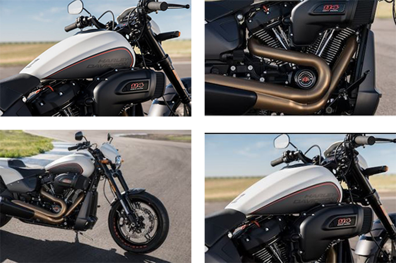 2019 FXDR 114 Harley-Davidson Softail Cruisers Specs