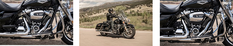 2019 Road King Harley-Davidson Touring Bike Specs