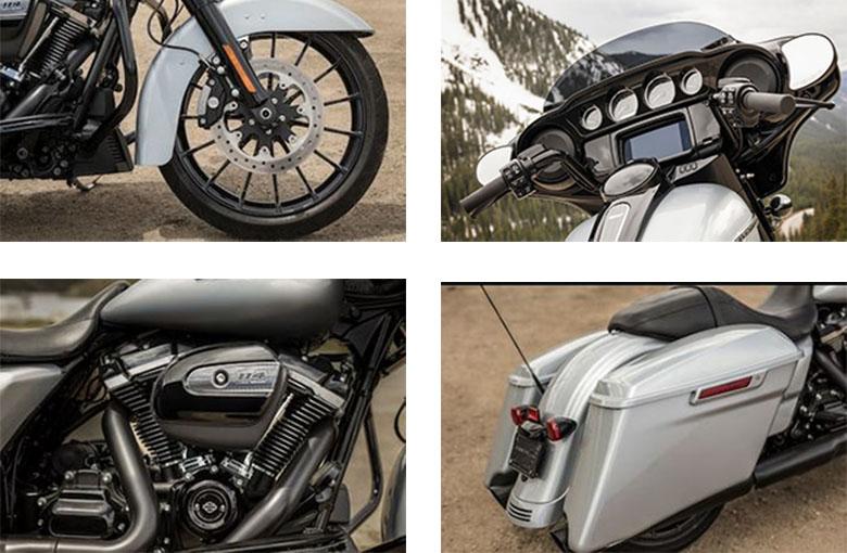 2019 Street Glide Special Harley-Davidson Touring Bike Specs