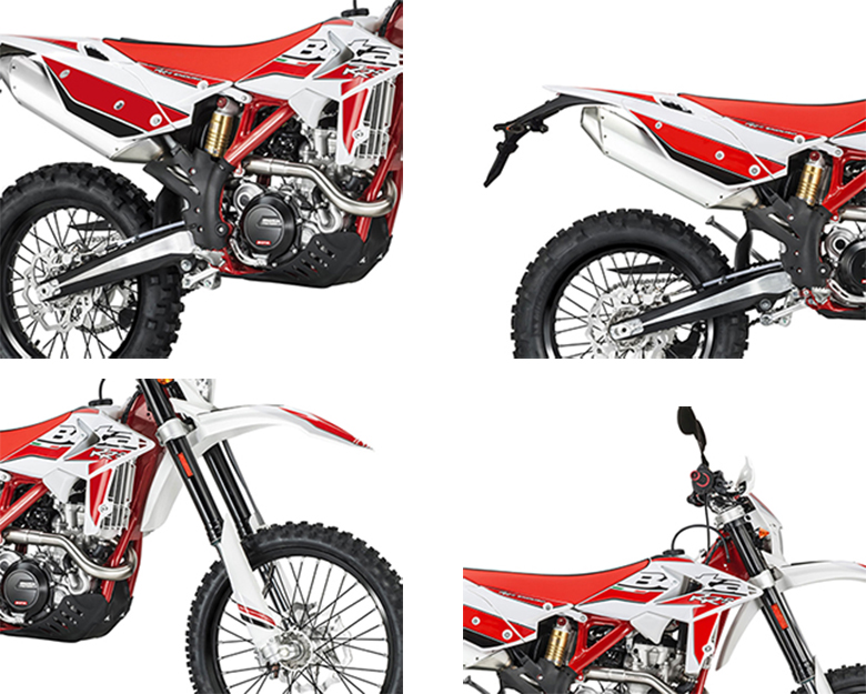 Beta 2018 390 RR-S Dirt Bike Specs