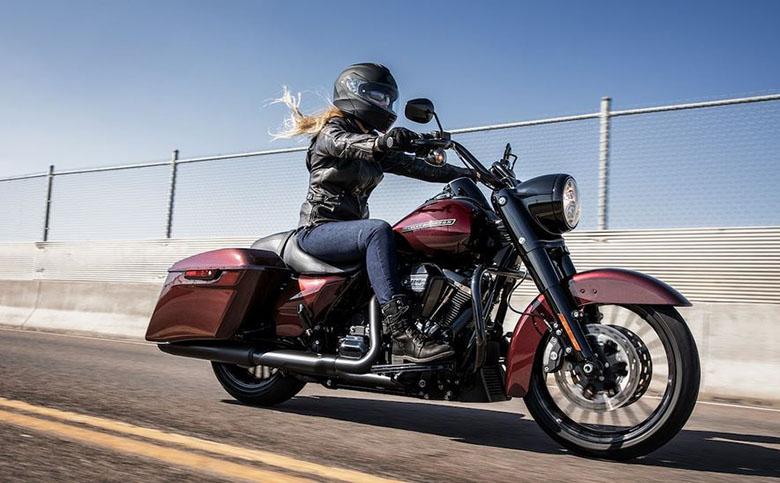 Harley-Davidson 2019 Road King Special Touring Bike