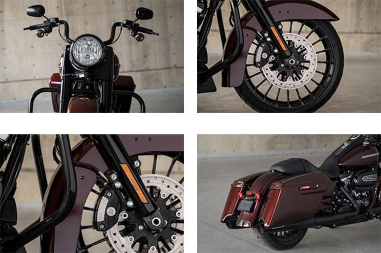 Harley-Davidson 2019 Road King Special Touring Bike Specs