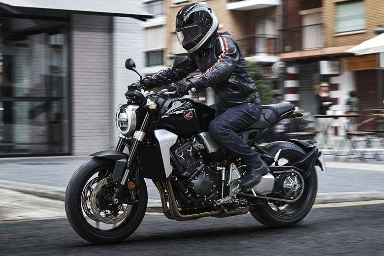 Honda 2018 CB1000R Powerful Sports Bike
