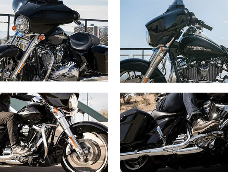 Street Glide 2019 Harley-Davidson Touring Bike Specs