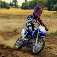 TT-R110E 2018 Yamaha Trail Motorcycle