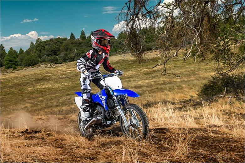 TT-R110E 2018 Yamaha Trail Motorcycle