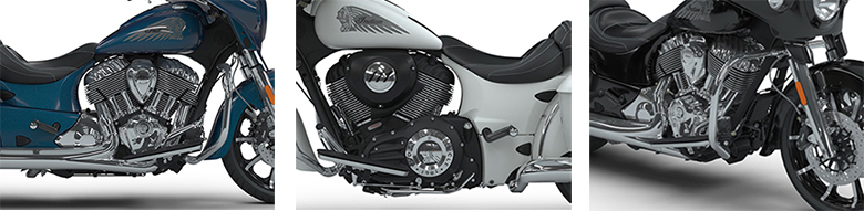 2018 Chieftain Limited Indian Cruisers Specs