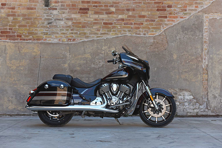 2018 Chieftain Limited Indian Cruisers