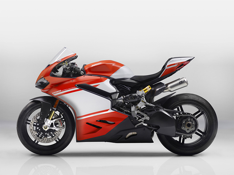 2018 Ducati 1299 Superleggera Super Sports Bike