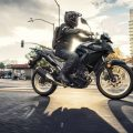 2018 Kawasaki Versys-X 300 ABS Adventure Bike