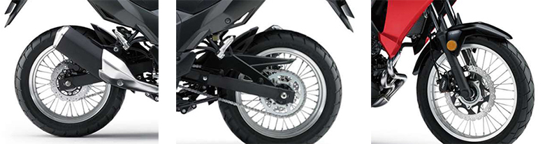2018 Kawasaki Versys-X 300 ABS Adventure Bike Specs