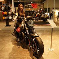 2018 Moto Guzzi Audace Carbon Cruisers