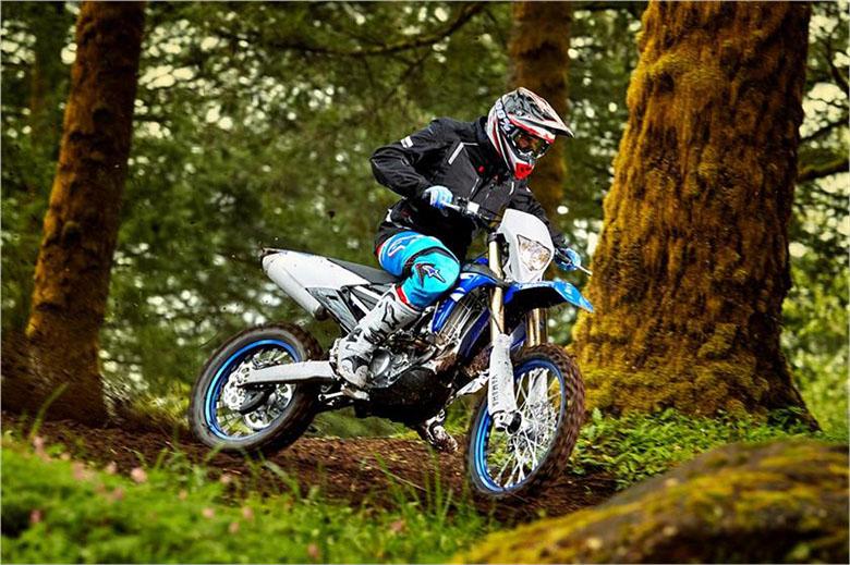 2018 Yamaha WR250F Cross Country Dirt Bike