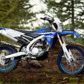 2018 Yamaha WR250F Cross Country Dirt Bike