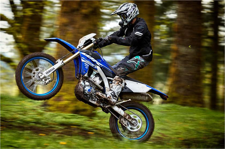 Yamaha 2018 WR450F Dirt Motorcycle