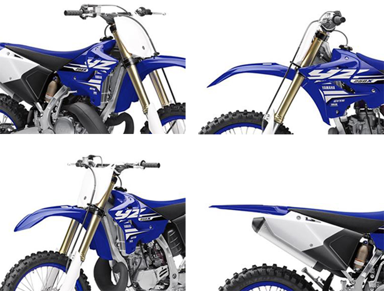 2018 Yamaha YZ250X Cross Country Motorcycle Specs