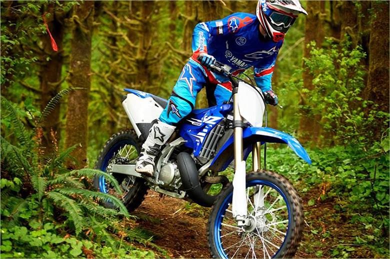 2018 Yamaha YZ250X Cross Country Motorcycle