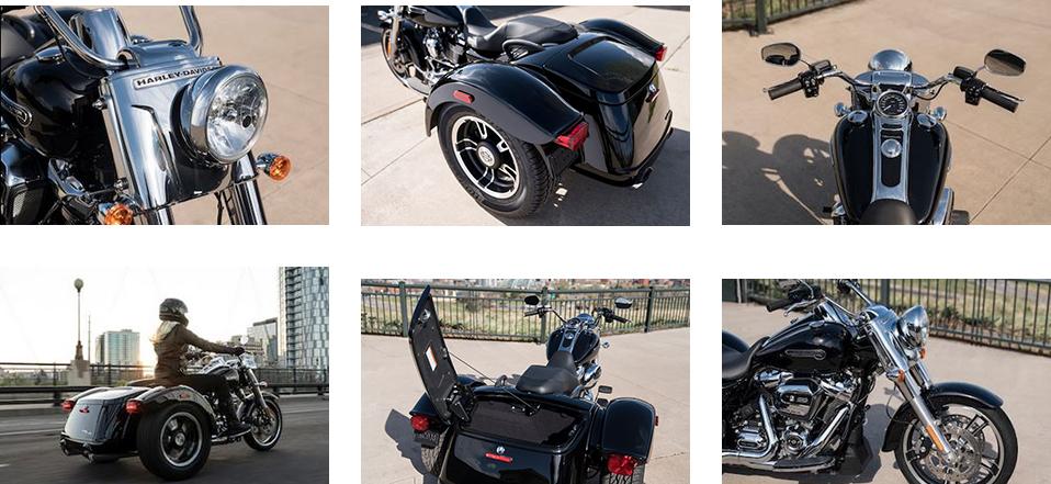2019 Freewheeler Harley-Davidson Trike Specs