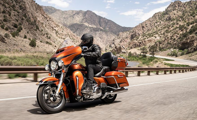 2019 Ultra-Limited Harley-Davidson Touring Bike