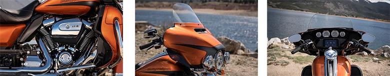 2019 Ultra-Limited Harley-Davidson Touring Bike Specs