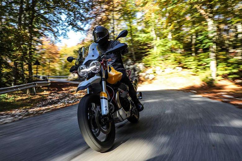 2019 V85 TT Moto Guzzi Enduro Bike