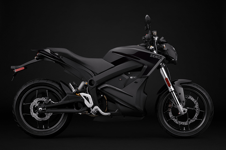 2019 Zero S Electric Urban Naked Bike