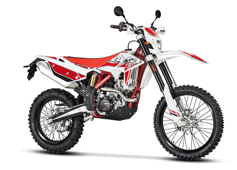 Beta 2018 430 RR-S Powerful Dirt Bike