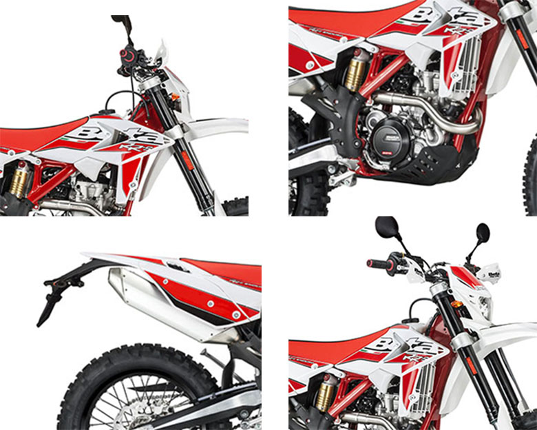 Beta 2018 430 RR-S Powerful Dirt Bike Specs