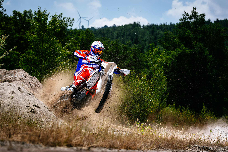 Beta 500 RR-S 2018 Powerful Dirt Bike