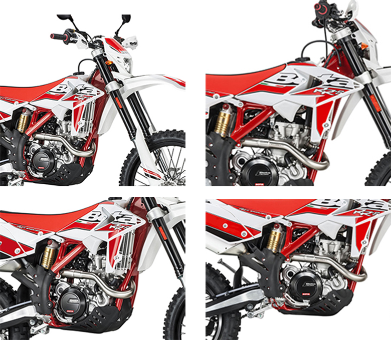 Beta 500 RR-S 2018 Powerful Dirt Bike Specs