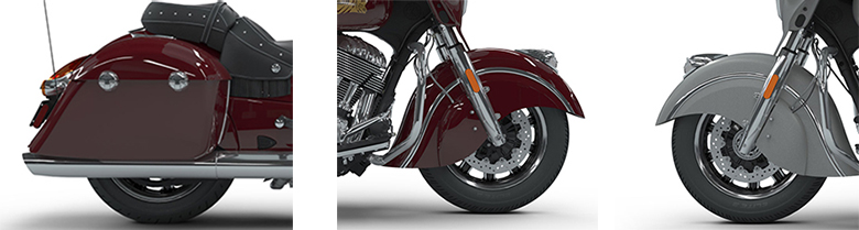 Indian 2018 Chieftain Classic Cruisers Specs