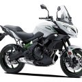 Kawasaki 2018 Versys 650 ABS Adventure Bike