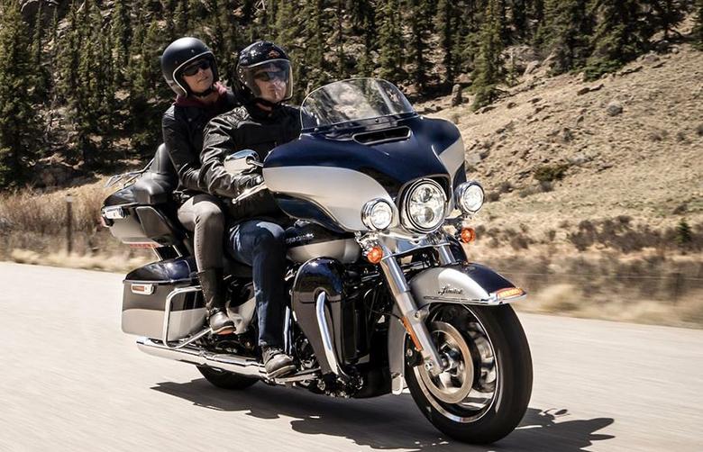 Ultra-Limited Low Harley-Davidson 2019 Touring Bike