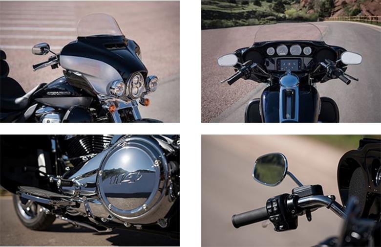Ultra-Limited Low Harley-Davidson 2019 Touring Bike Specs