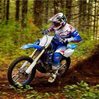 YZ250FX 2018 Yamaha Cross Country Dirt Bike