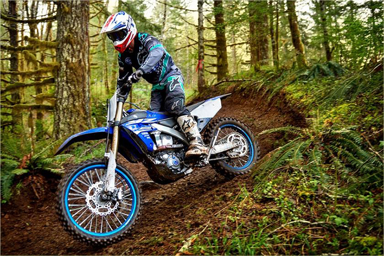 Yamaha 2018 YZ450FX Cross Country Motorcycle