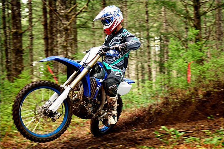 Yamaha 2018 YZ450FX Cross Country Motorcycle Specs