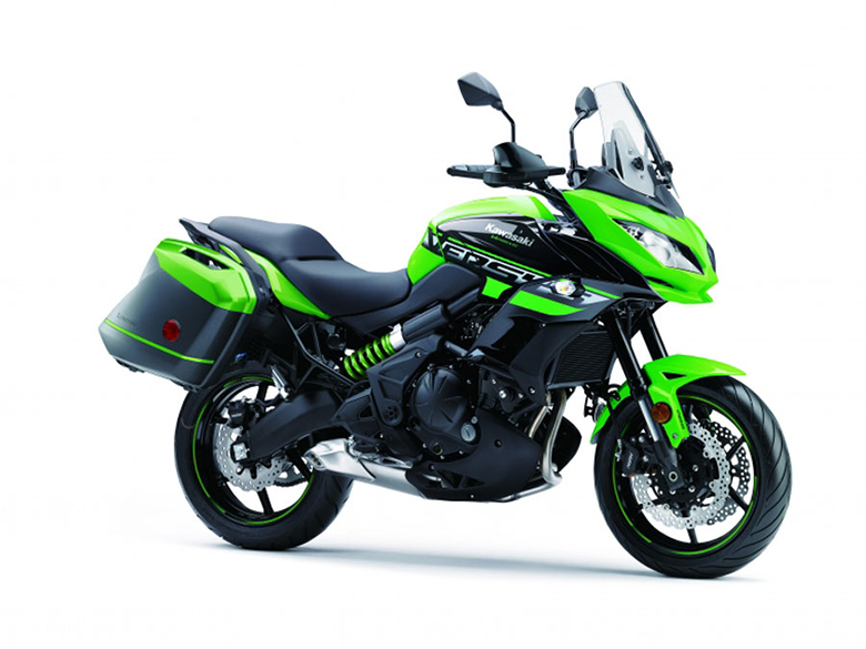 2018 kawasaki versys 650 abs lt se adventure motorcycle. Black Bedroom Furniture Sets. Home Design Ideas