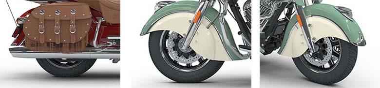 2018 Roadmaster Classic Indian Touring Bike Specs