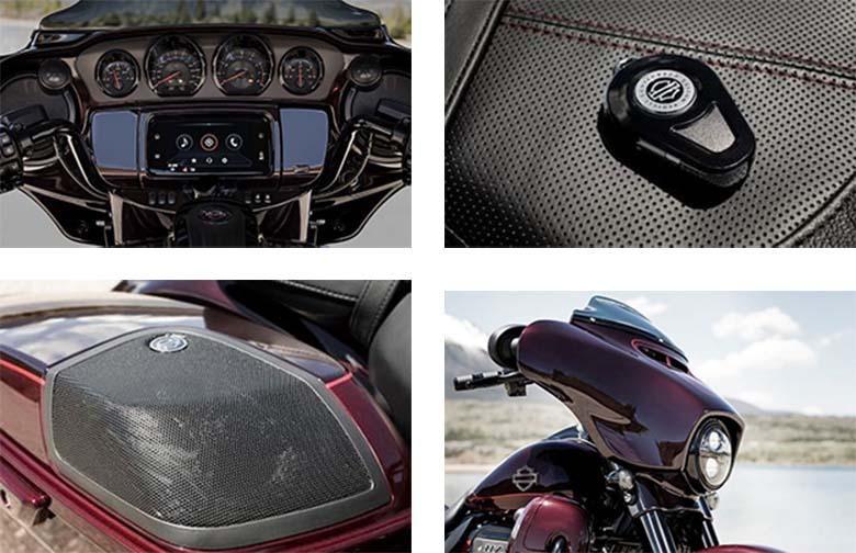 2019 CVO Street Glide Harley-Davidson Motorcycle Specs