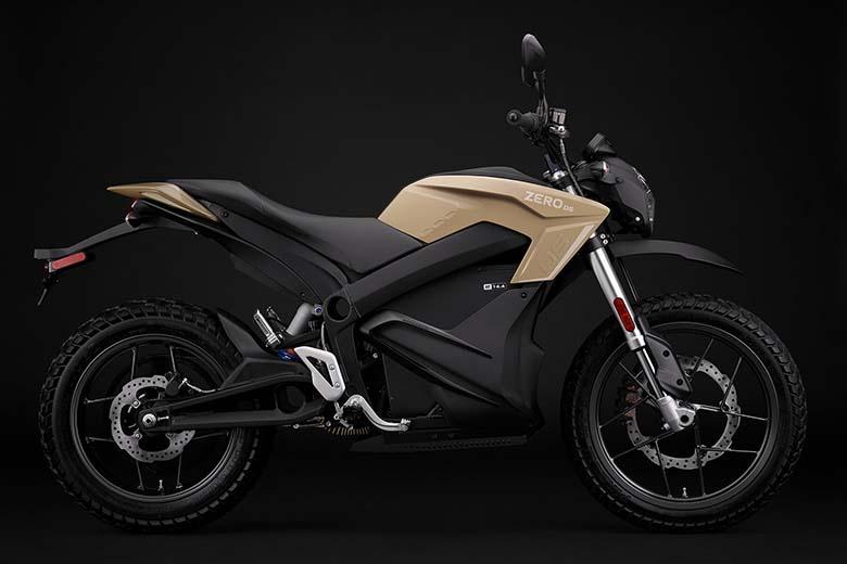 2019 DS Zero Electric Enduro Bike
